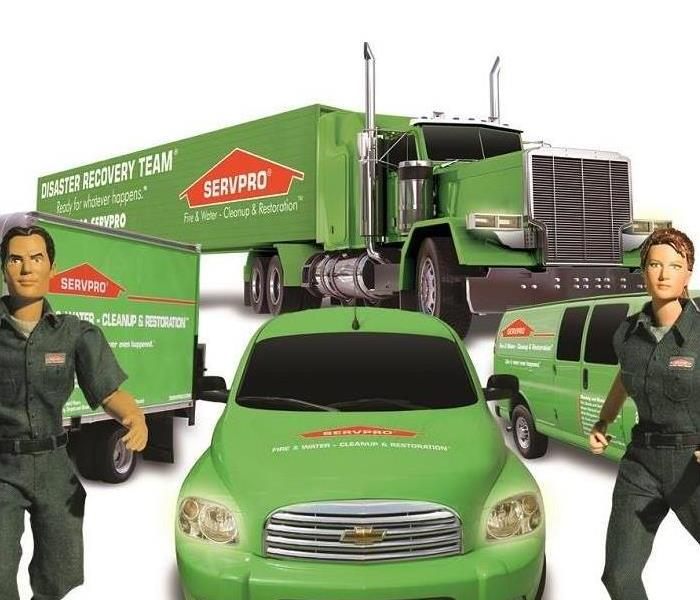 Why SERVPRO 3 Reasons to Choose SERVPRO of Loudoun County