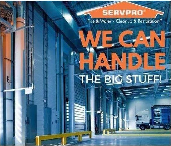 SERVPRO - Fire & Water - Cleanup & Restoration
