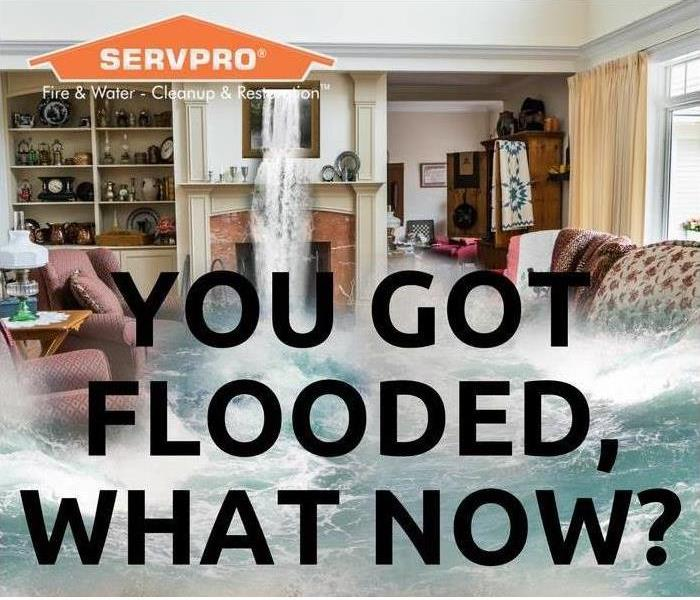 Storm Damage Do's and Don't after a Flood by SERVPRO of Loudoun County