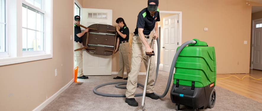 Leesburg, VA residential restoration cleaning